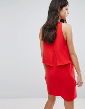 photo Sleeveless Red Dress by Y.A.S, color Red - Image 2