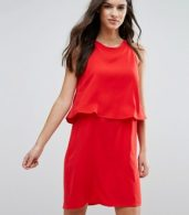 photo Sleeveless Red Dress by Y.A.S, color Red - Image 1