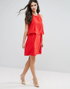 photo Sleeveless Red Dress by Y.A.S, color Red - Image 4