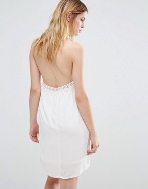 photo Crochet Dress by Native Youth, color White - Image 2