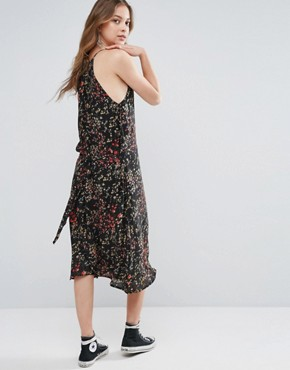 photo Bella Printed Dress by Blend She, color Printed - Image 2