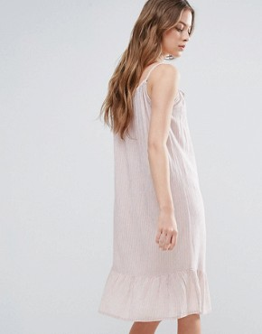 photo Michelle Cami Midi Dress by Blend She, color Printed - Image 2