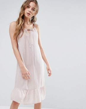 photo Michelle Cami Midi Dress by Blend She, color Printed - Image 1