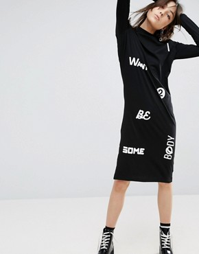 photo Strict Dress by Cheap Monday, color Black - Image 1