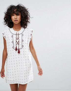 photo Venice Tunic Dress by d.RA, color White - Image 1
