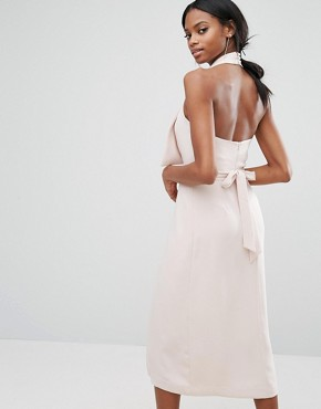 photo Redefine Dress by C/meo Collective, color Blush - Image 2