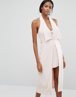 photo Redefine Dress by C/meo Collective, color Blush - Image 1