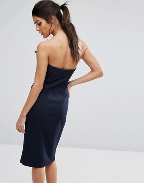 photo Point Blank Dress by Asilio, color Midnight Navy - Image 2