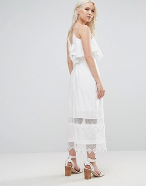 photo Joshua Tree Dress by N12H, color White - Image 2