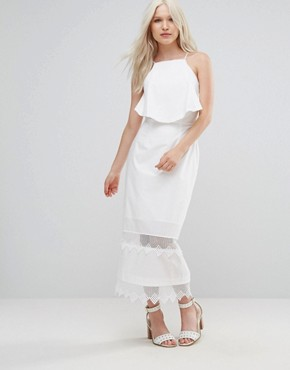 photo Joshua Tree Dress by N12H, color White - Image 1