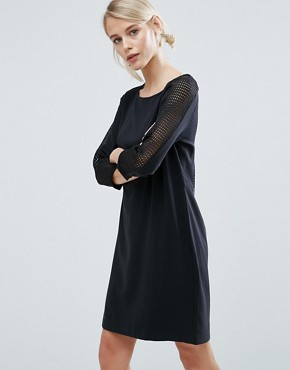 photo Hema Shift Dress by Storm & Marie, color Black - Image 1