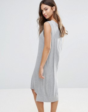 photo Palmdale Dress by Soaked in Luxury, color Light Grey - Image 2