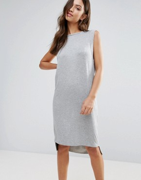 photo Palmdale Dress by Soaked in Luxury, color Light Grey - Image 1