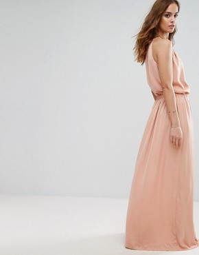 photo Omara Maxi Dress by The Jetset Diaries, color Copper - Image 2