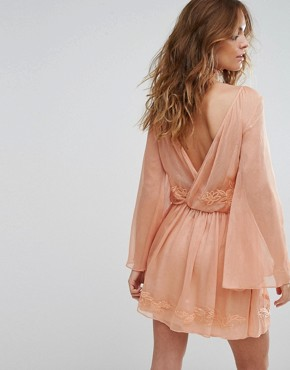 photo Melita Dress by The Jetset Diaries, color Desert Coral - Image 2
