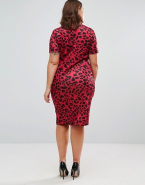 photo Leopard Print Dress by Pink Clove, color Multi - Image 2