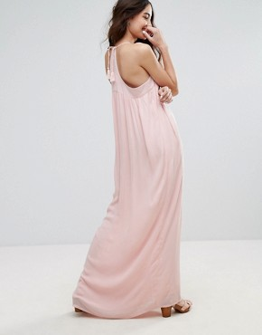 photo Cami Maxi Dress by Pimkie, color Pink - Image 2