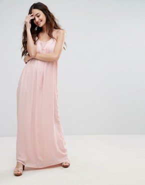 photo Cami Maxi Dress by Pimkie, color Pink - Image 1