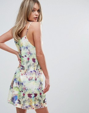 photo Cami Dress by Oh My Love, color Tropical - Image 2