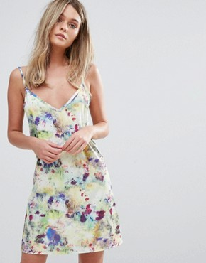 photo Cami Dress by Oh My Love, color Tropical - Image 1