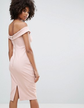 photo Neutral Sexy Dress by Coast, color Neutral - Image 2