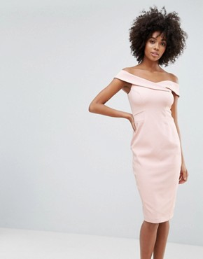 photo Neutral Sexy Dress by Coast, color Neutral - Image 1