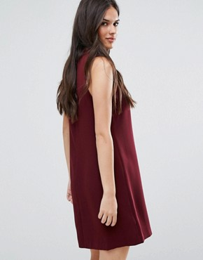 photo Sweetheart Mesh Cocktail Dress by BCBG Max Azria, color Brulee - Image 2
