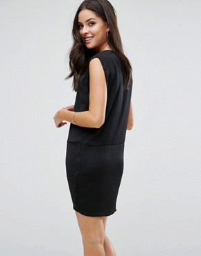 photo Dress by Moss Copenhagen, color Black - Image 2