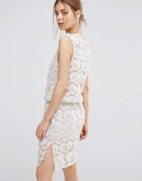 photo Mayer Dress by Samsoe & Samsoe, color White Sand - Image 2