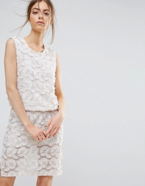 photo Mayer Dress by Samsoe & Samsoe, color White Sand - Image 1