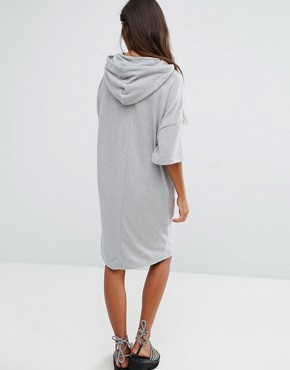 photo Sweater Dress by Noisy May, color Grey - Image 2