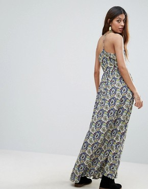 photo Garcia Maxi Dress by Valley Of The Dolls, color Multi - Image 2