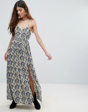 photo Garcia Maxi Dress by Valley Of The Dolls, color Multi - Image 1