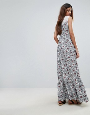 photo Isleton Maxi Dress by Valley Of The Dolls, color Multi - Image 2