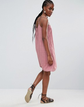 photo Senna Strappy Cami Dress by Bellfield, color Pink - Image 2