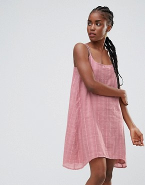 photo Senna Strappy Cami Dress by Bellfield, color Pink - Image 1