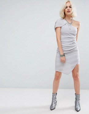 photo Darling Dress by Religion, color Grey - Image 4