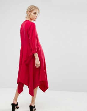 photo Decano Dress by MAX&Co, color Chilli Pepper - Image 2