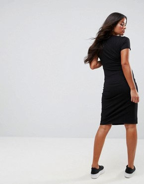 photo Dress by New Look Maternity Nursing, color Black - Image 2