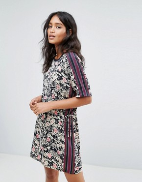 photo Sily Floral Print Dress by Maison Scotch, color Multi - Image 1