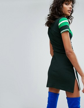 photo Varsity Tennis Dress in Green by Puma x Fenty, color Green - Image 2