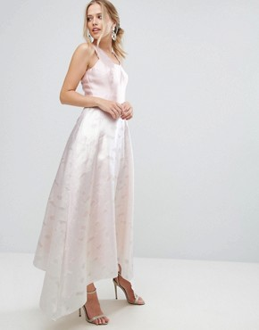 photo Pearl Metallic Full Dress by Coast, color Pink - Image 1