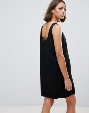 photo Loui Shift Dress by Wood Wood, color Black - Image 2