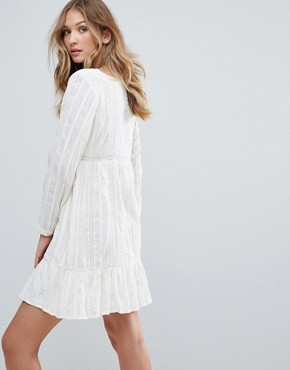 photo Cockers Tunic Dress by Deby Debo, color White - Image 2