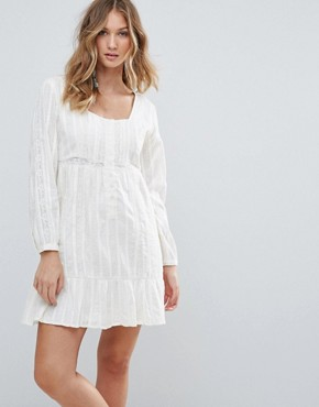 photo Cockers Tunic Dress by Deby Debo, color White - Image 1