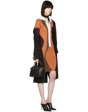 photo Multicolor Wide Collar Dress by Givenchy - Image 4