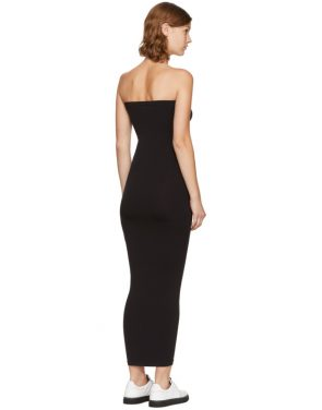 photo Black Seamless Fatal Dress by Wolford - Image 3