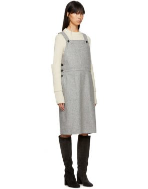 photo Grey Anni Dress by YMC - Image 2