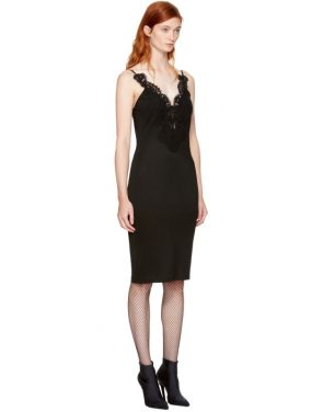 photo Black Lace Cami Dress by Givenchy - Image 2