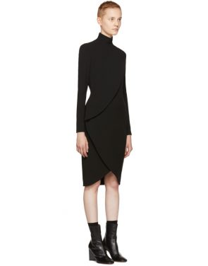 photo Black Layered Dress by Givenchy - Image 2